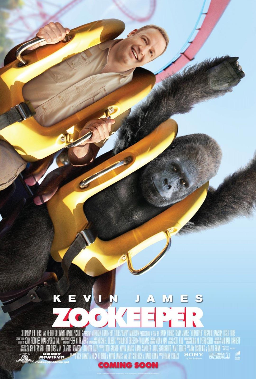 Third Zookeeper Movie Poster Filmofilia
