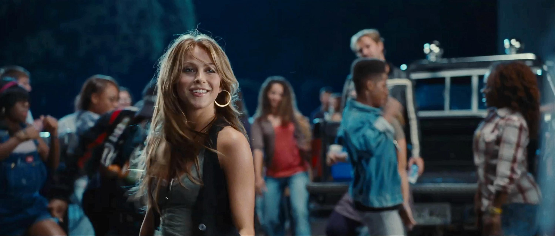 Julianne Hough as Ariel Moore, Footloose (2011)