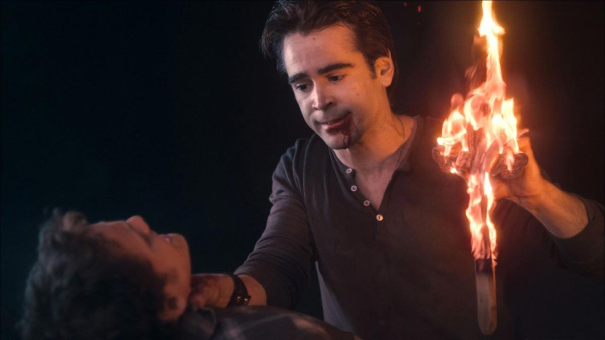 Colin Farrell Fright Night Fright Night Trailer #...