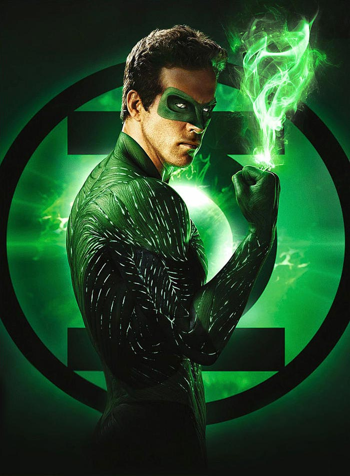 New Green Lantern Promo Image and Featurette - FilmoFilia