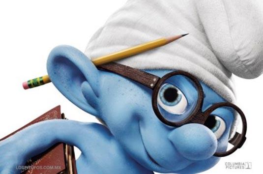 Handy Smurf, The Smurfs