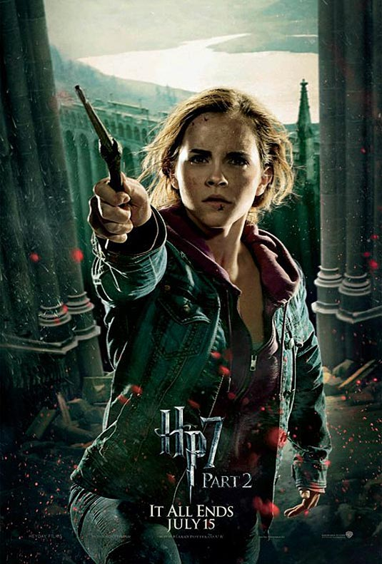 Hermione Granger in Harry Potter and the Deathly Hallows Part 2