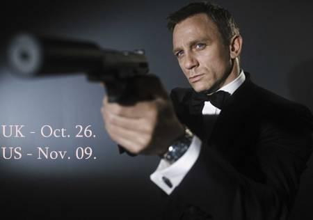 James Bond 23, Opening