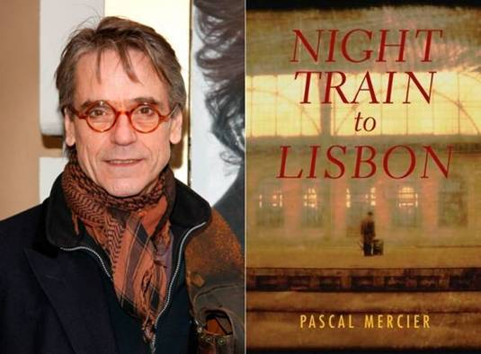 Jeremy Irons, Night Train to Lisbon