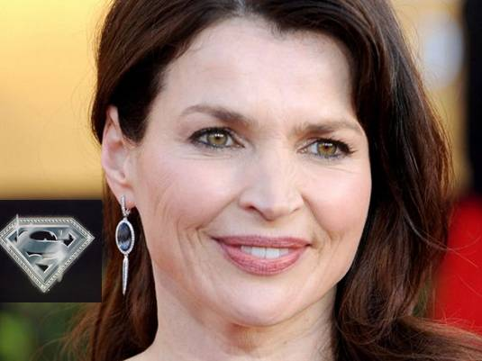 Julia Ormond, Man of Steel