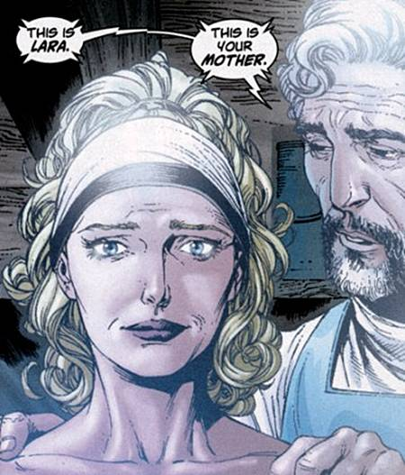 Lara, Superman's Kryptonian Mom