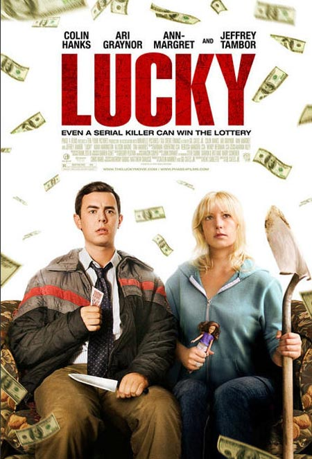 Lucky (2011) Movie Poster