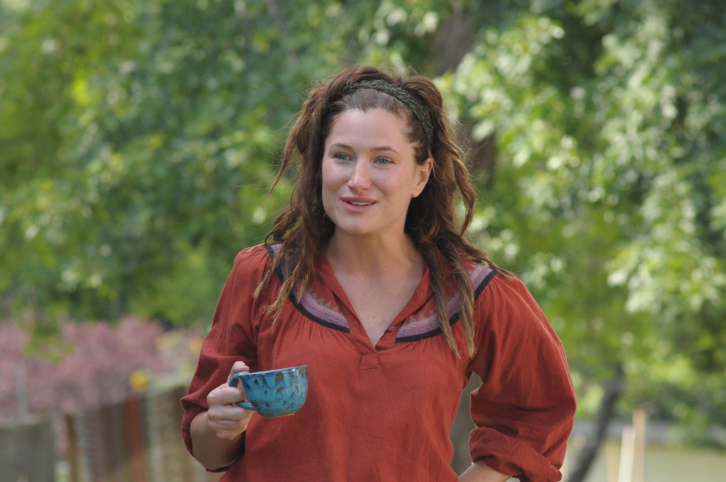 Catherine Hahn in Our Idiot Brother