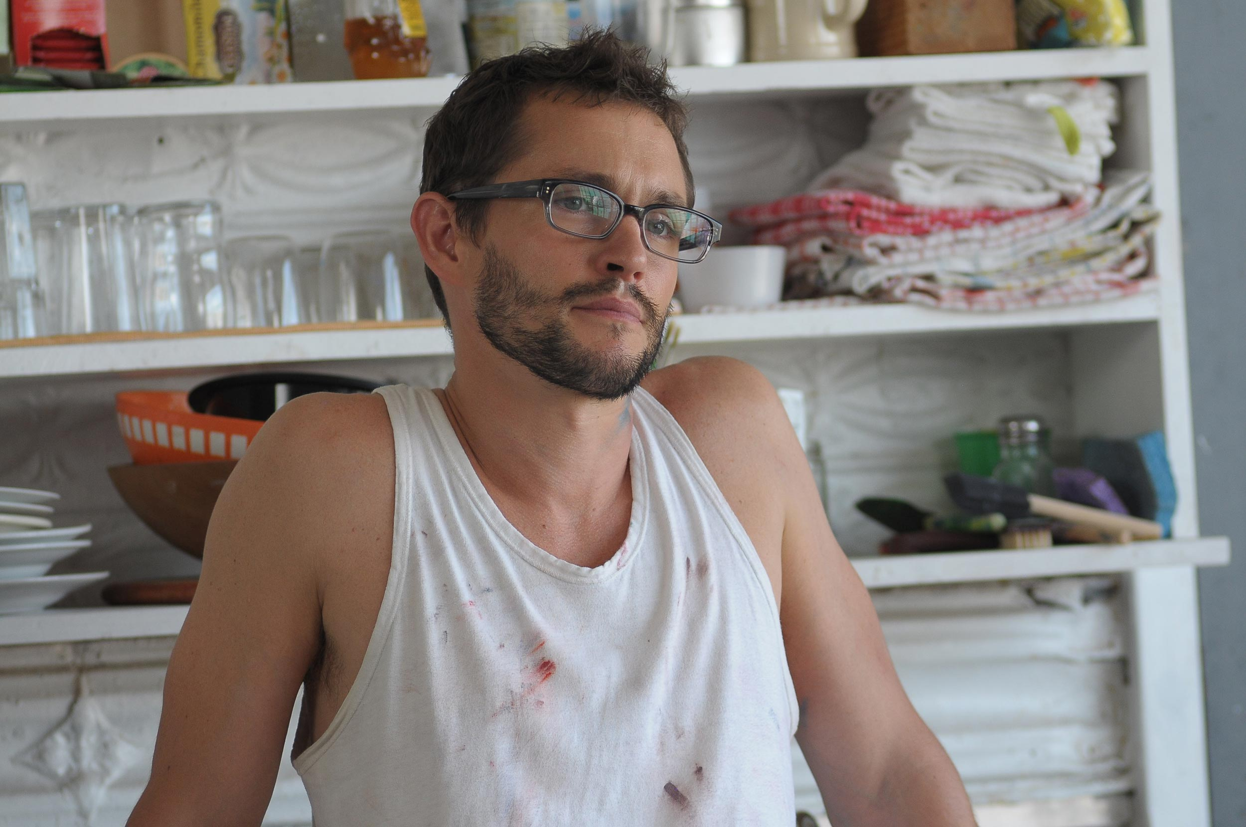 Hugh Dancy in Our Idiot Brother