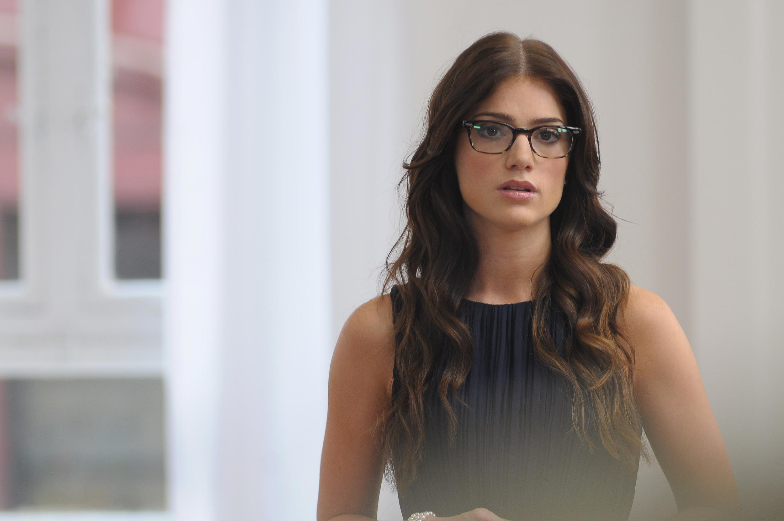 Janet Montgomery in Our Idiot Brother