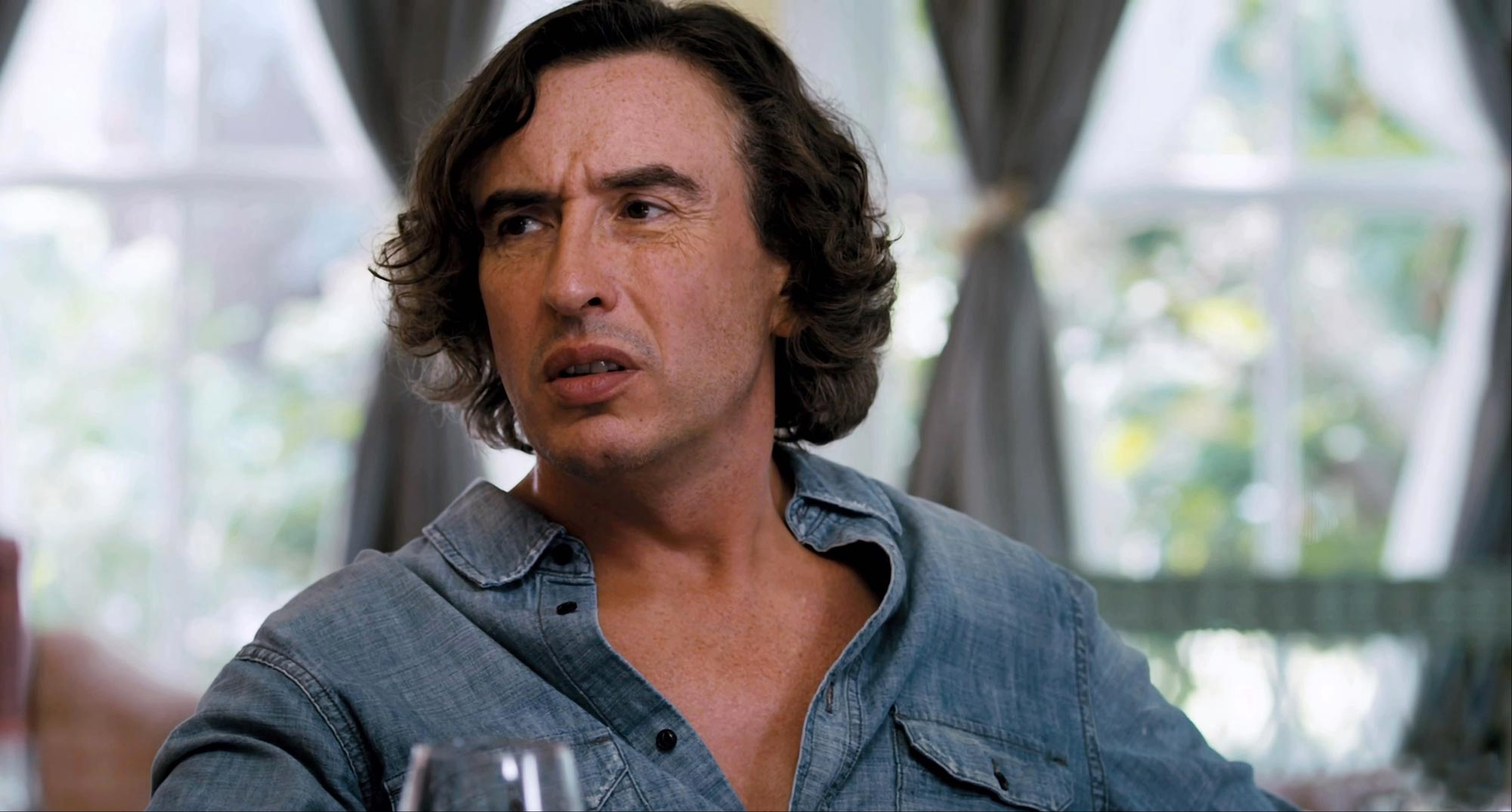 Steve Coogan in Our Idiot Brother