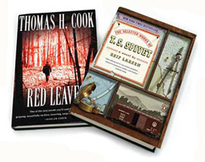 Red Leaves and The Selected Works of T.S. Spivet