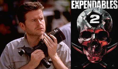 Simon West, Expendables 2