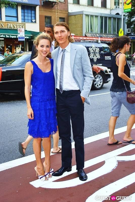 Zoe Kazan & Paul Dano