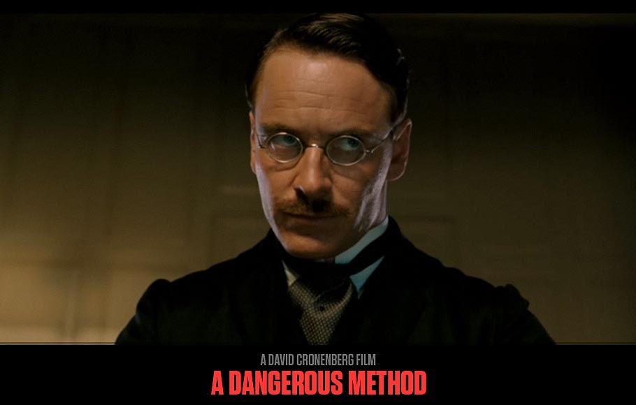A Dangerous Method Trailer Starring Michael Fassbender and ... A Dangerous Method Freud