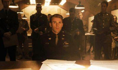 Captain America: The First Avenger, Steve Rogers (Chris Evans)