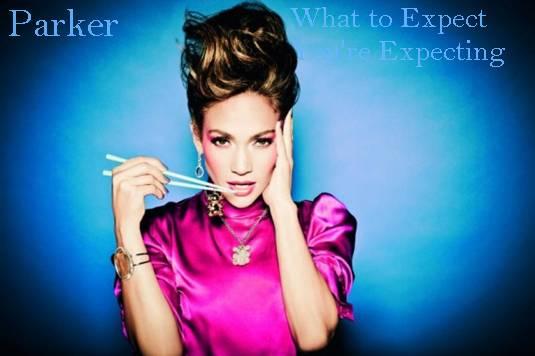 Jennifer Lopez, Parker; Expecting