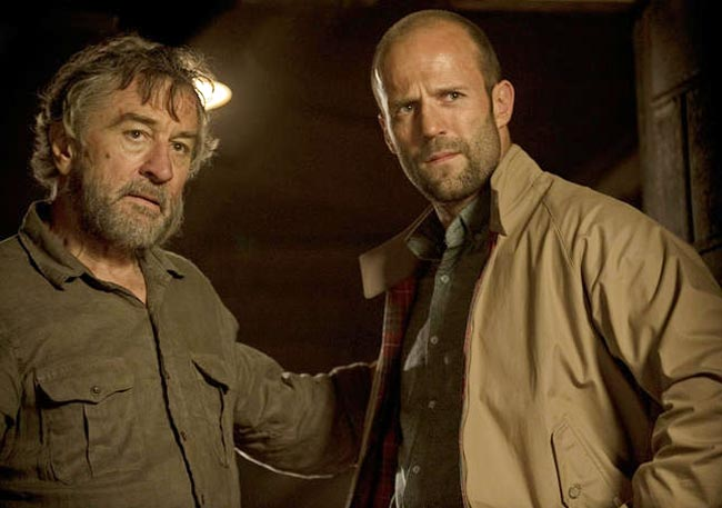 Killer Elite Movie Photo: Jason Statham and Robert de Niro. The first ...