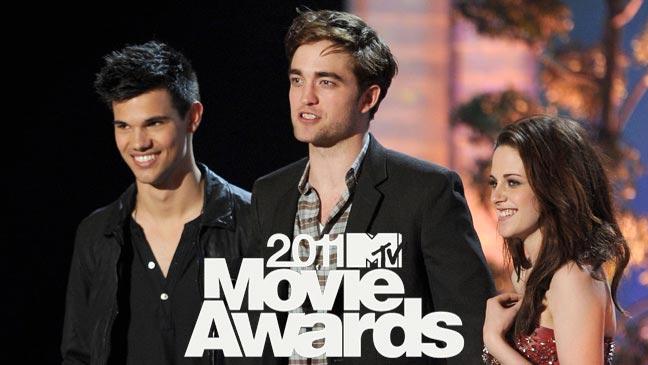tom felton and emma watson mtv movie awards 2011. MTV Movie Awards 2011: The