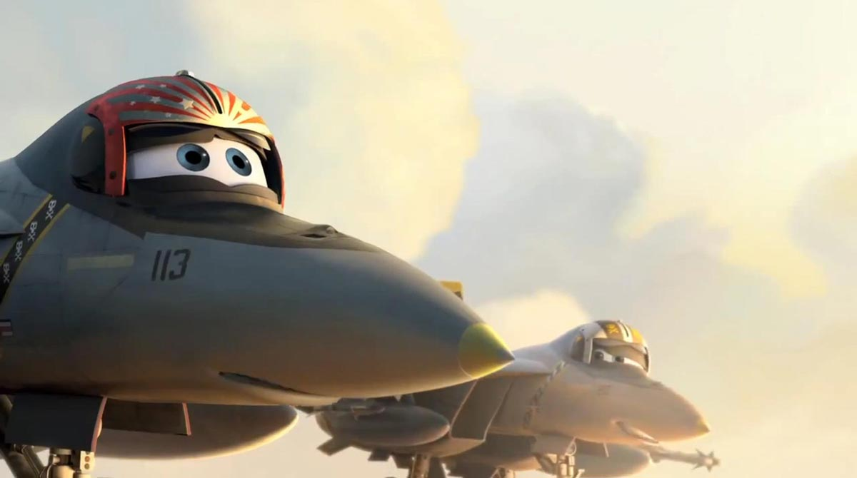 Planes is set to arrive on dvd and blu ray in spring 2013