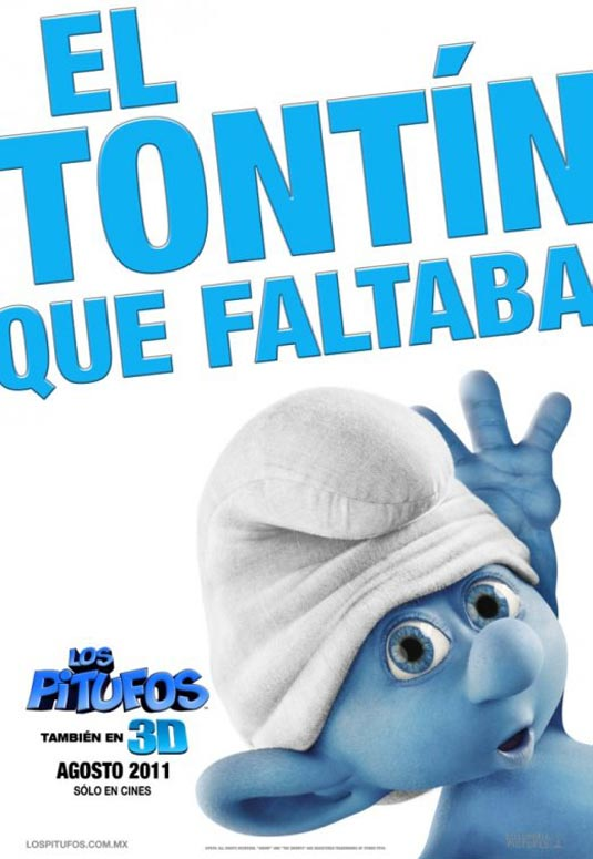 ???, The Smurfs Poster