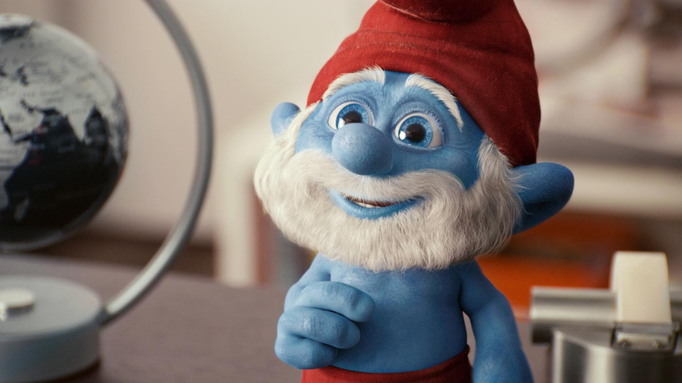 The Smurfs Featurette: Global Smurfs Day - FilmoFilia