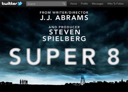 Super 8 - Twitter