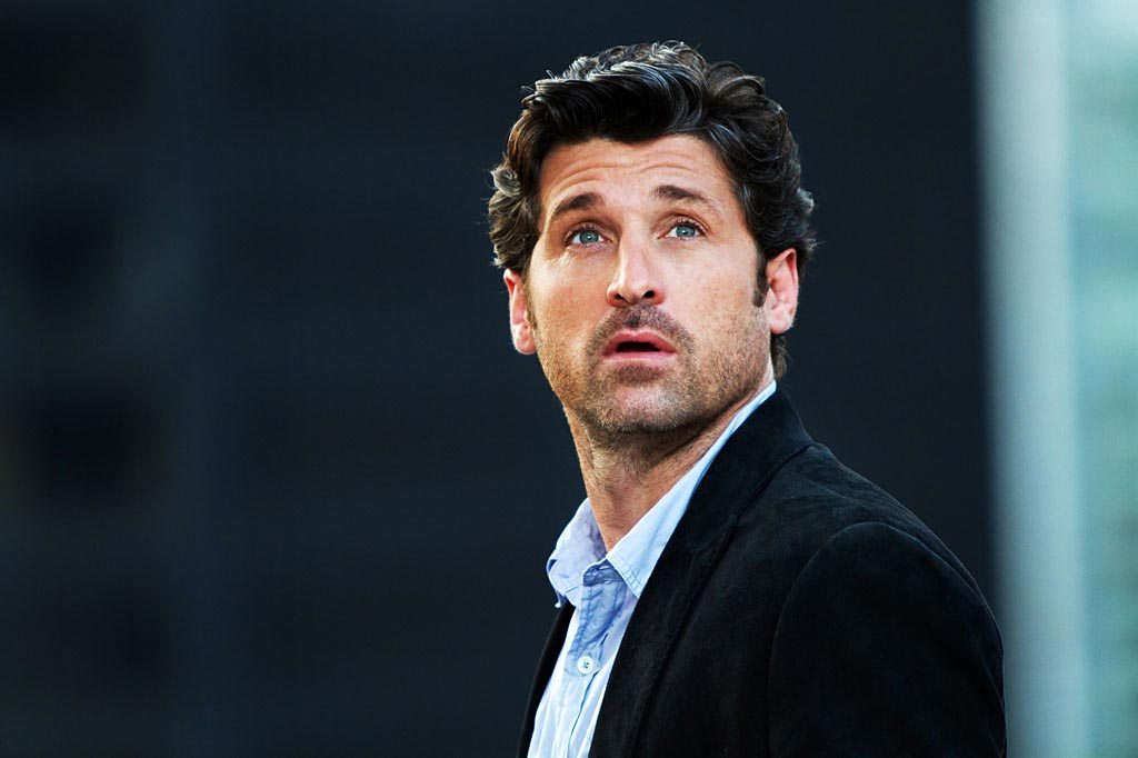 Patrick Dempsey as Dylan Gould in Transformers 3