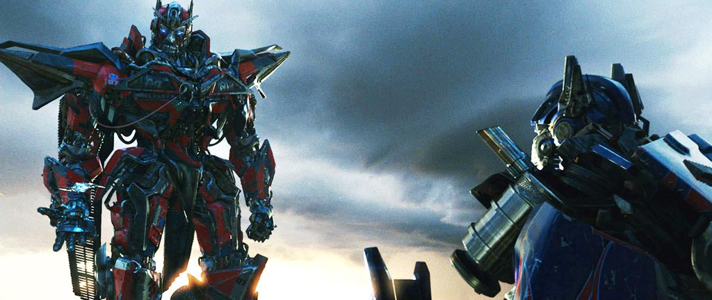 Sentinel Prime and Optimus Prime, Transformers: Dark of the Moon
