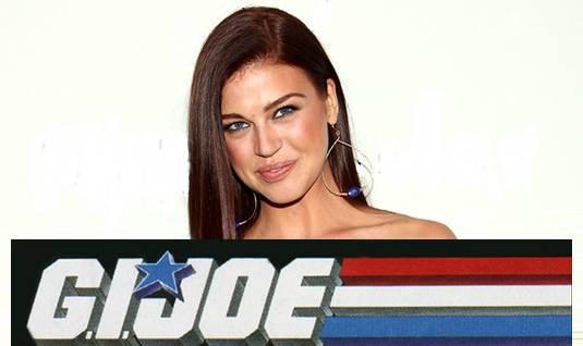 Adrianne Palicki, G.I.Joe 2