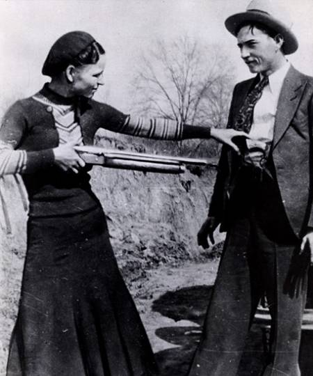 Burger and Sheldon Join to New Bonnie and Clyde Project ... | 450 x 540 jpeg 35kB
