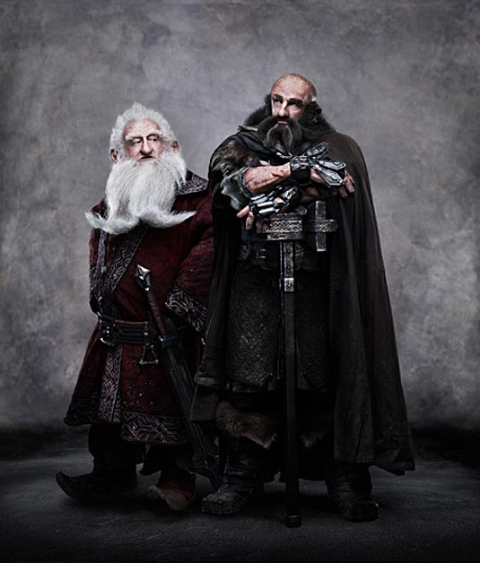 Lords Balin andDwalin, The Hobbit