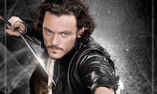 Luke Evans as Aramis, The Three Musketeers