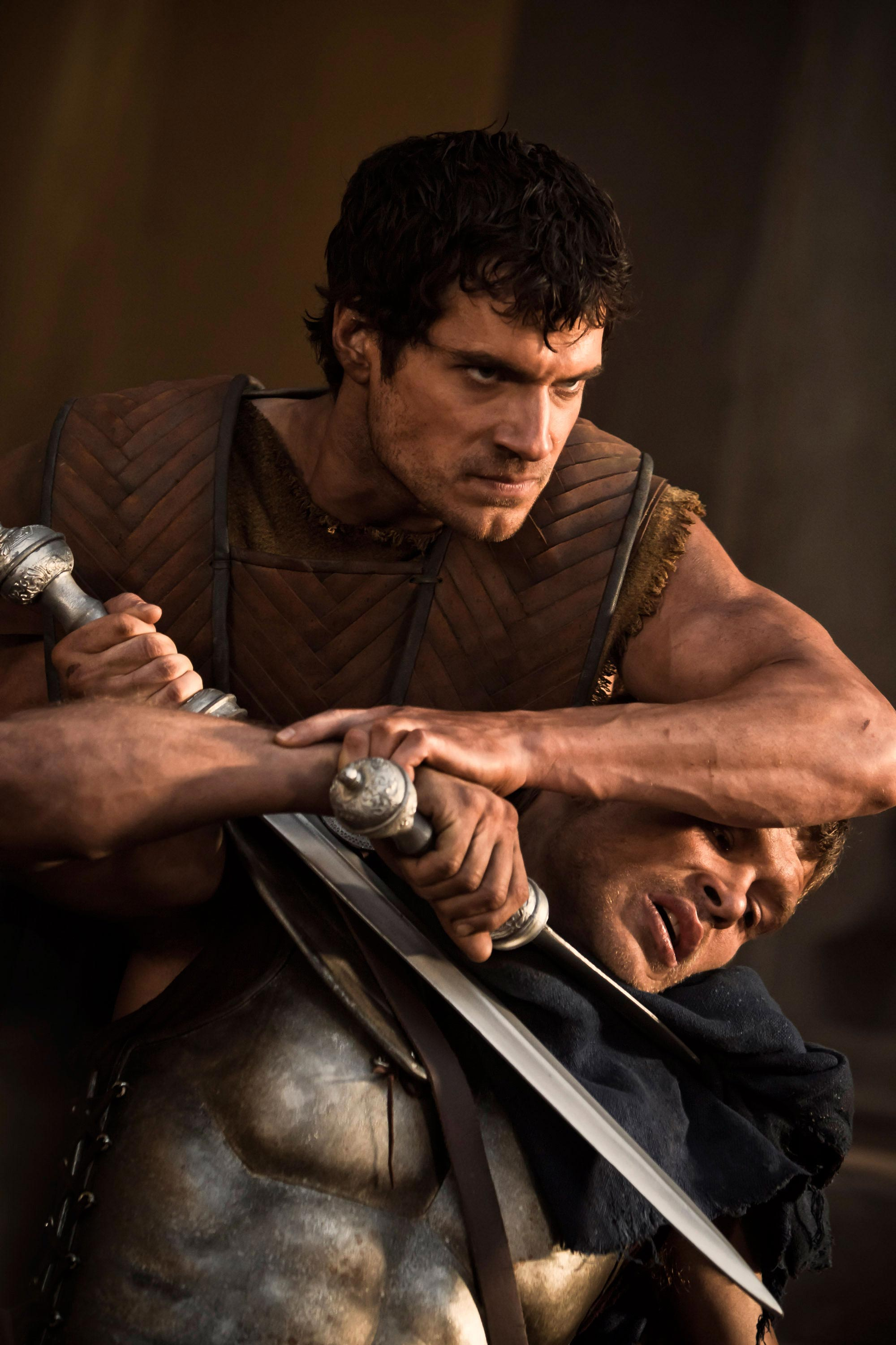 Immortals Movie Theseus as Theseus in Immortals