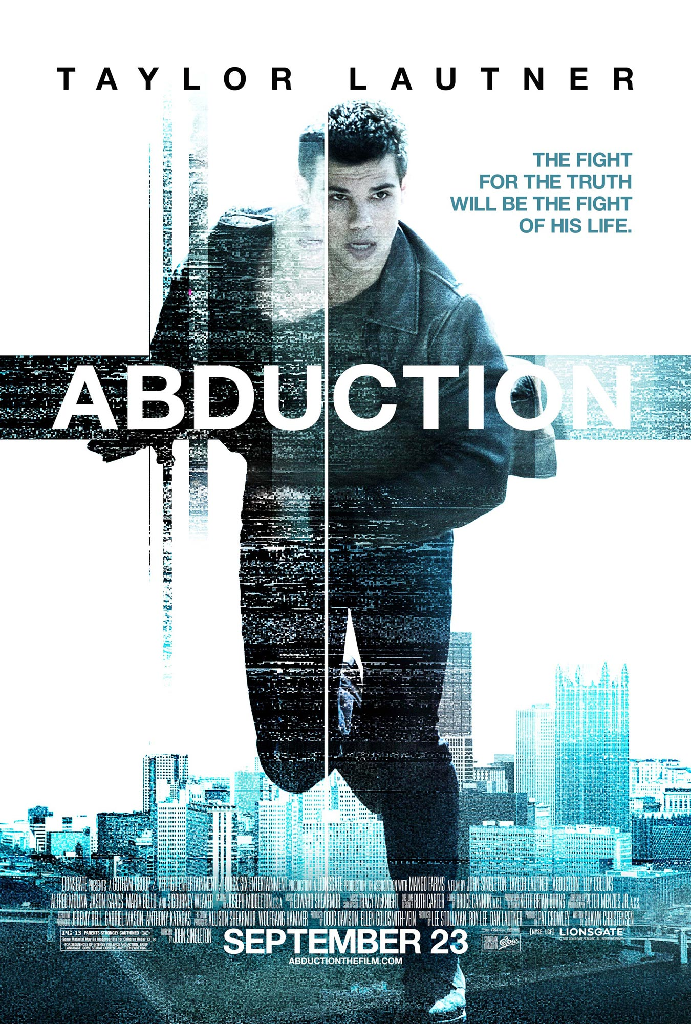 ABDUCTION Final Poster...