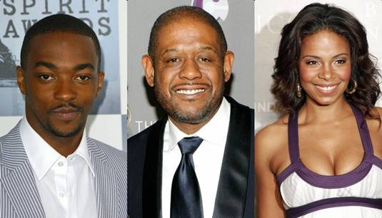 Anthony Mackie And Forest Whitaker In Voodoo Thriller Vipaka