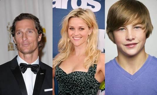 McConaughey, Witherspoon, Sheridan - Mud