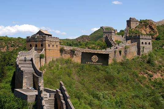 The Great Wall - Legendary East