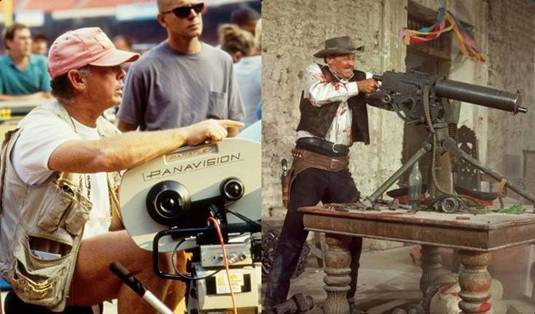 Tony Scott, The Wild Bunch