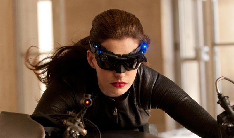 The Dark Knight Rises Anne Hathaway As Catwoman Selena Kyle