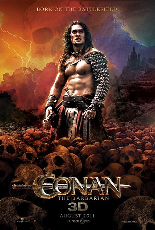 """""""Conan The Barbarian"""" Poster"""