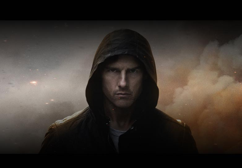 Mission Impossible 4 Photo Tom Cruise As Ethan Hunt