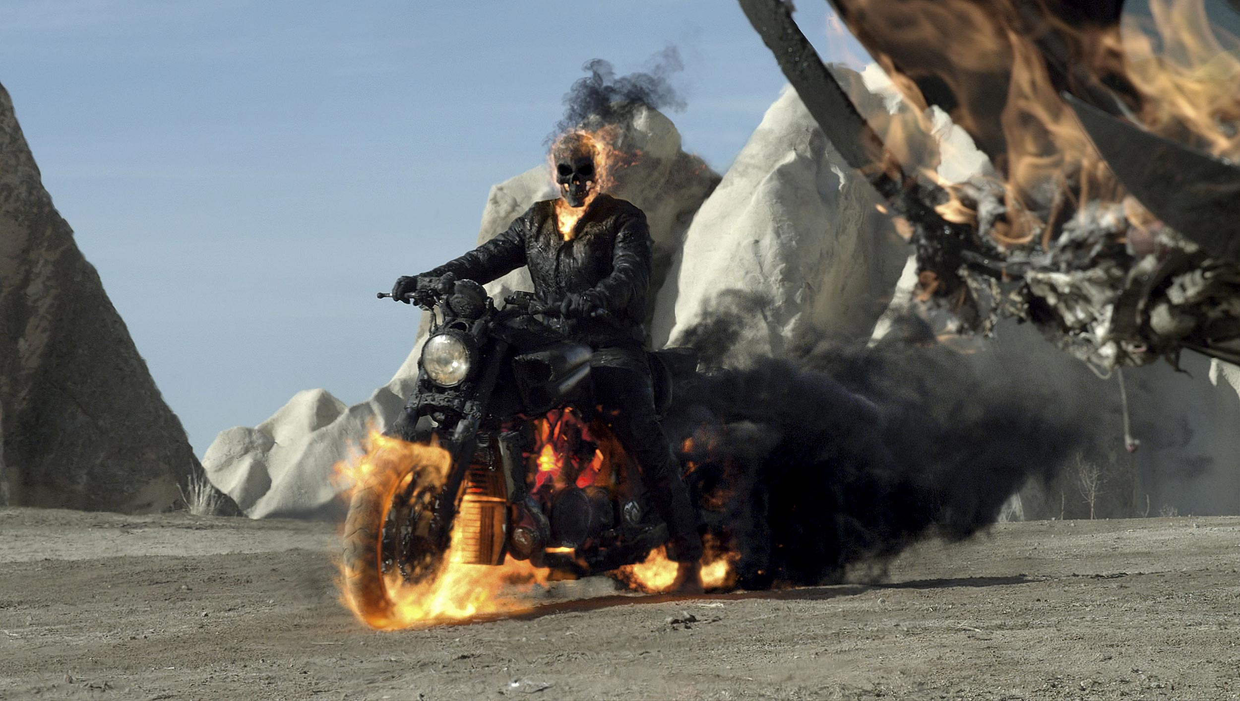 Ghost Rider Spirit Of Vengeance Trailer And Poster Filmofilia