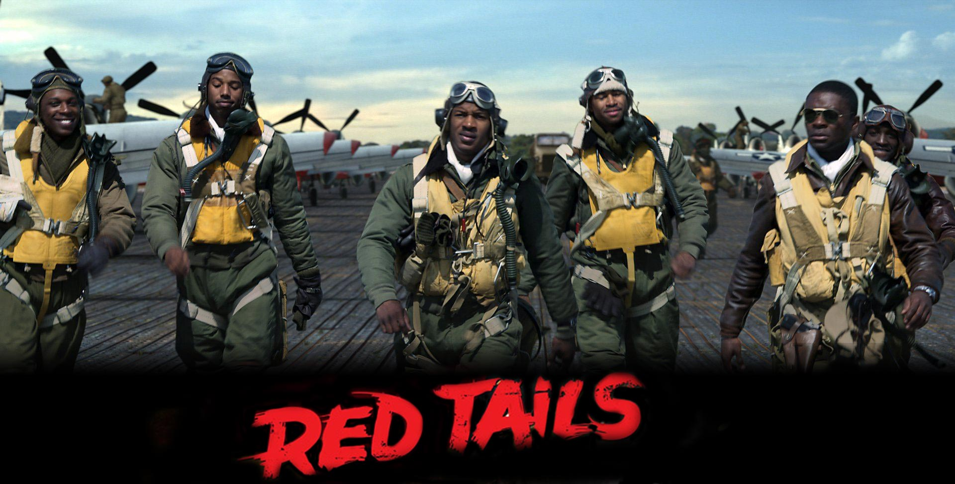 Second RED TAILS Trailer and Official Poster - FilmoFilia