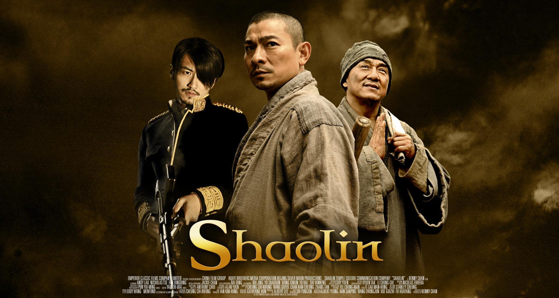 Shaolin movies