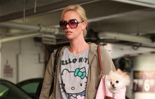 Charlize Theron, Young Adult. Paramount Pictures has debuted the first photo ...