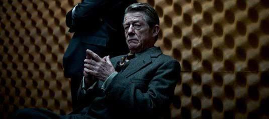 John Hurt in Tinker Tailor Soldier Spy