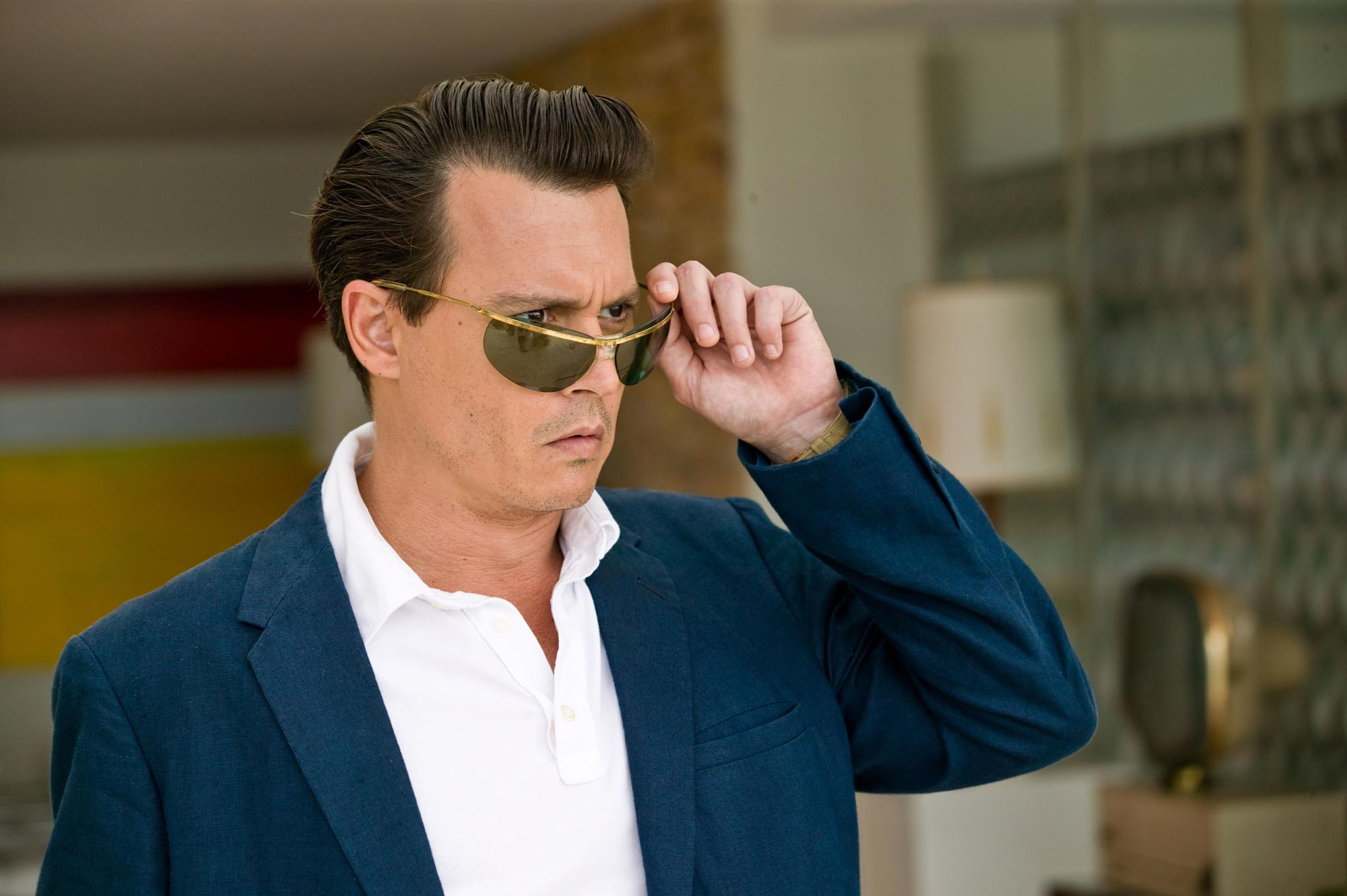 Rum Diary Photo #21, Johnny Depp