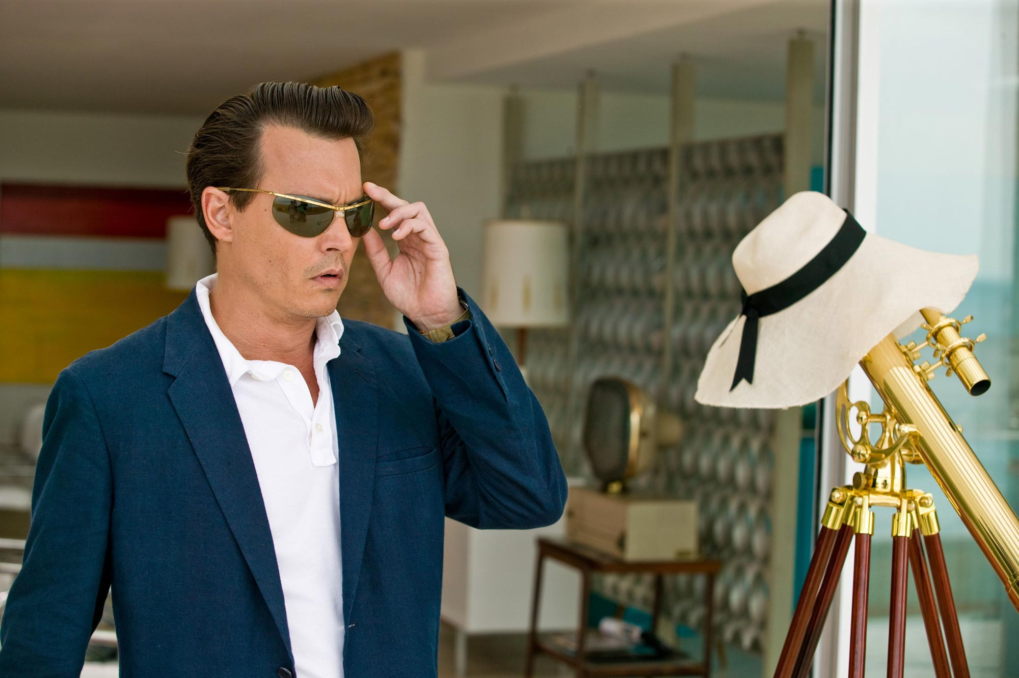 Rum Diary Photo #23, Johnny Depp