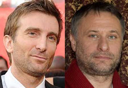 Sharlto Copley and Michael Nyqvist